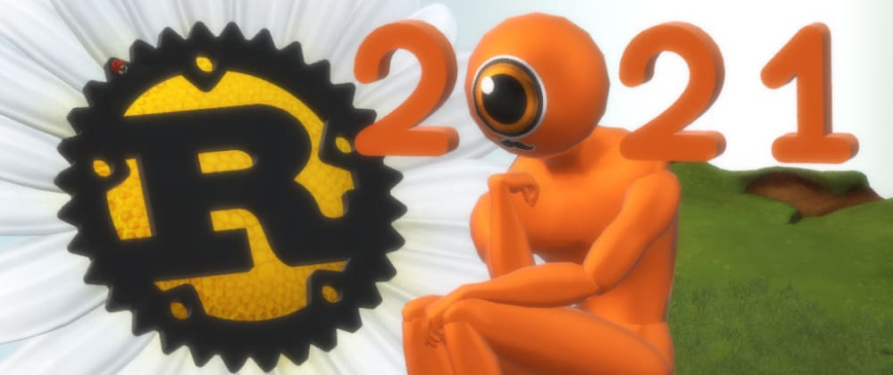 Cover image for Rust 2021