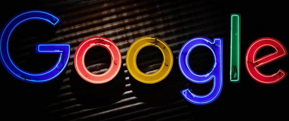 Cover image for Google In Dark Mode