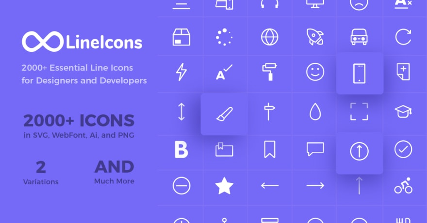 Best Free Icons Of 2020 Dev