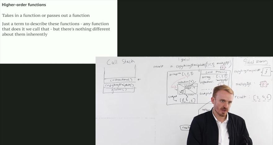 JavaScript: The Hard Parts