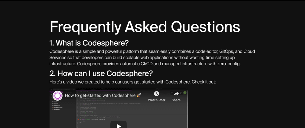 Cover image for What's New in Codesphere Version 1.8.0