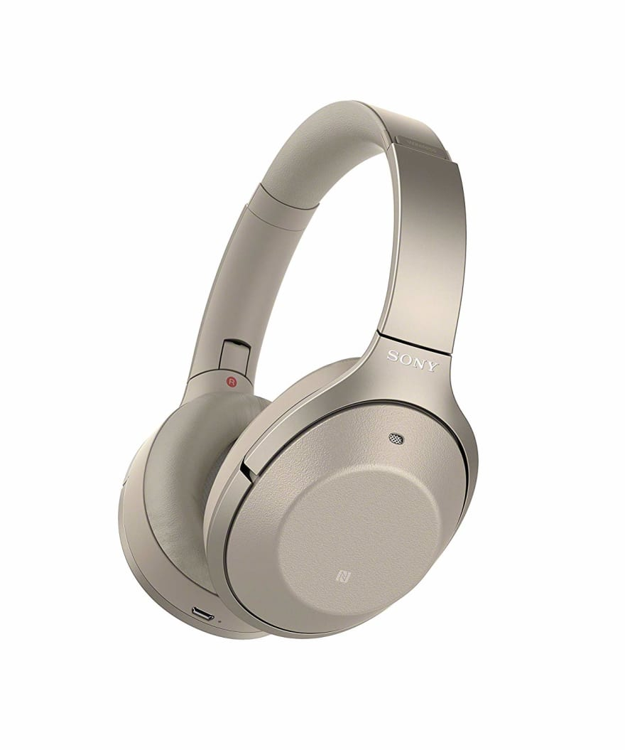 Sony WH1000XM2 Bluetooth Wireless NC Headphones