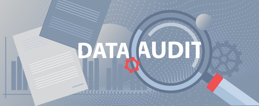 Data science projects - Data audit
