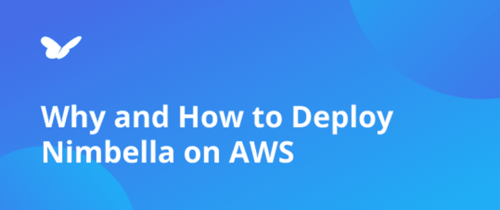 Cover image for Step by step guide on how to port from AWS to Nimbella