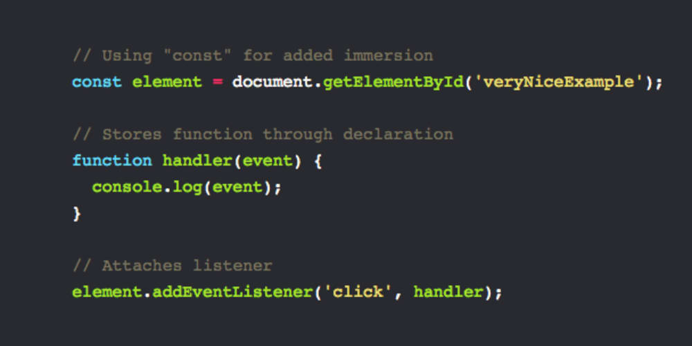 """Remembering that """"functions are objects"""" can help in writing more concise code"""