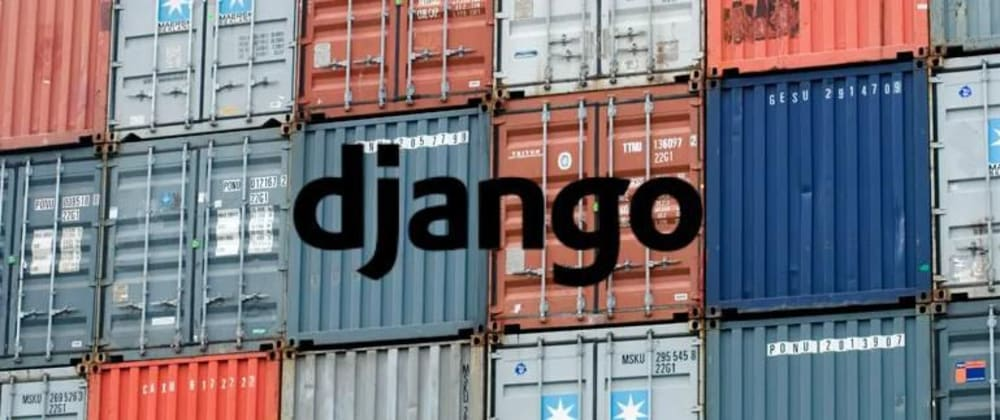 Cover image for Dockerizing Django with Numpy and Gunicorn