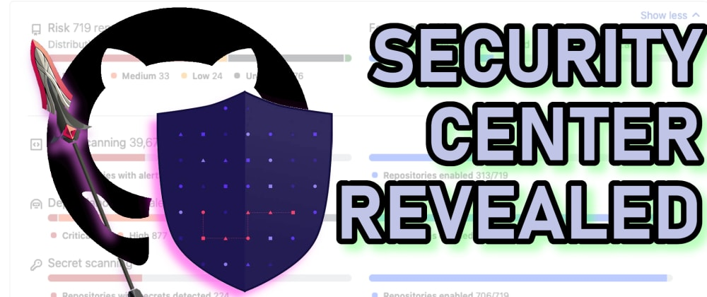 Cover image for Introducing the GitHub Security Overview | GitHub Security Center