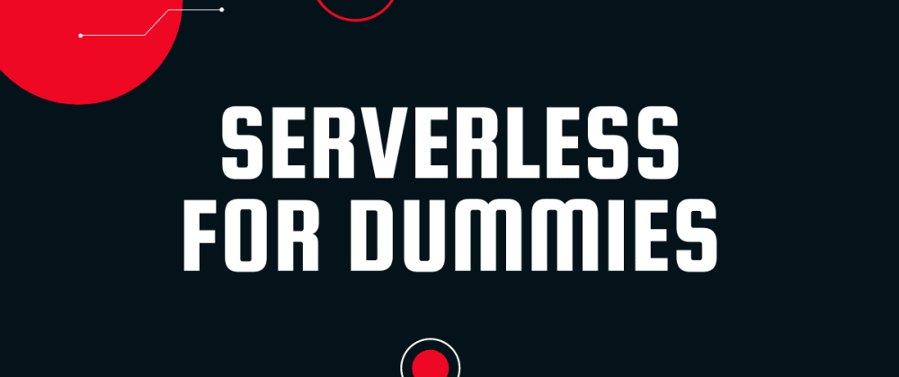 Cover image for Serverless For Dummies