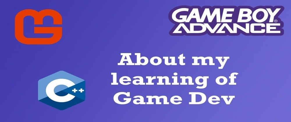 Cover image for About my learning of GameDev