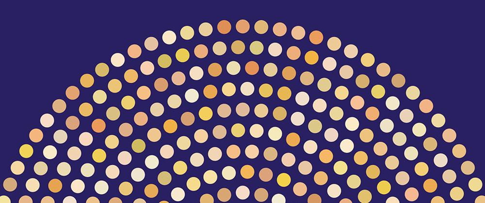 Cover image for Random Art Generator: Dots & Rings