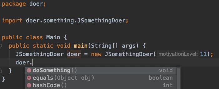 Java IDE Example