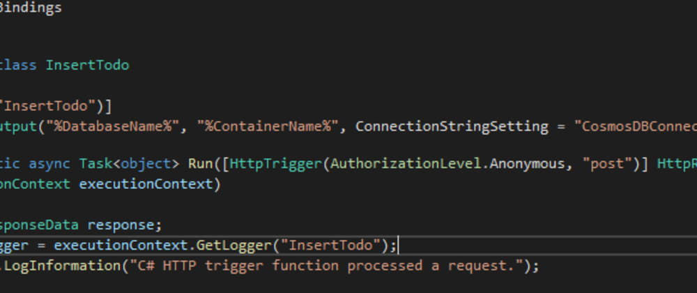 Cover image for How do bindings work in Isolated Process .NET Azure Functions?