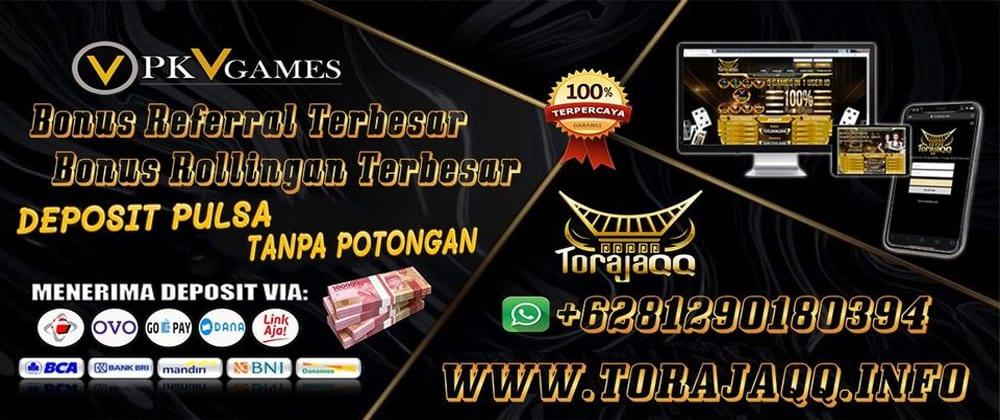 Cover image for DEPOSIT PULSA PKV
