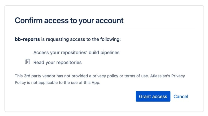 Exporting Bitucket repositories and Pipelines with Python.