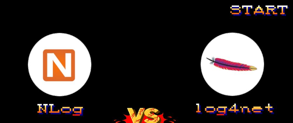 Cover image for NLog vs log4net