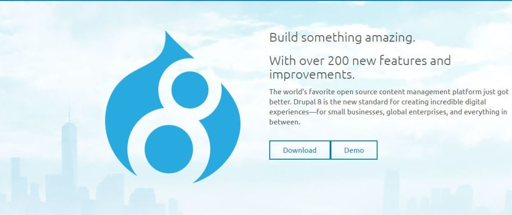 Cover image for New and Amazing Features of Drupal 8