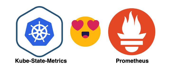 **Kube-state-metrics ❤ Prometheus**