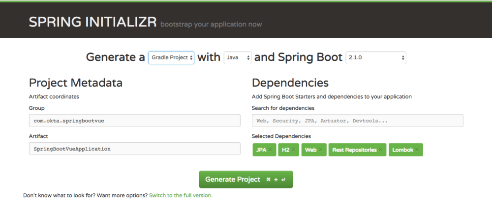 Cover image for Build a Simple CRUD App with Spring Boot and Vue.js