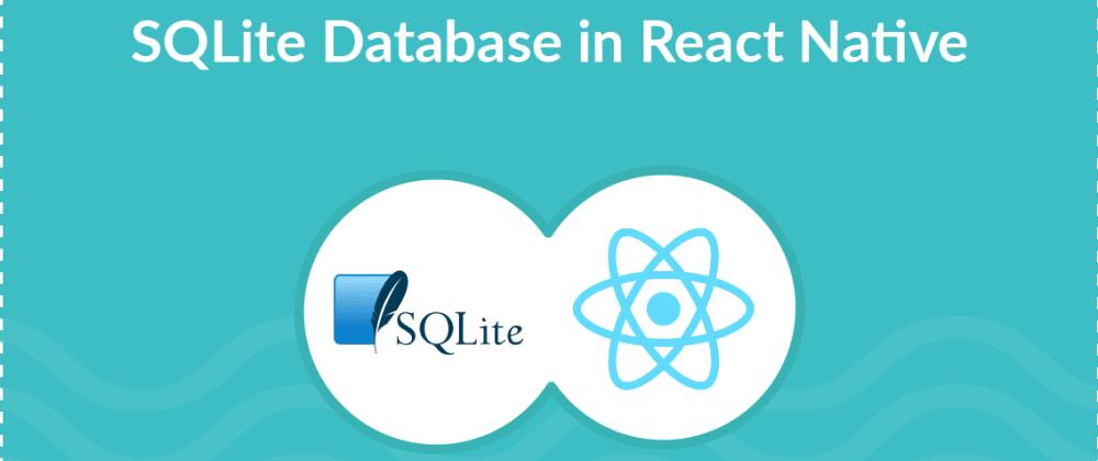 Cover image for SQLite e React Native