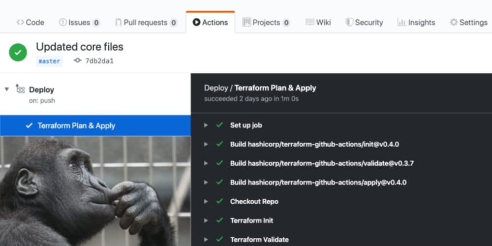 The Ultimate Terraform Workflow: Setup Terraform (And Remote State) With Github Actions