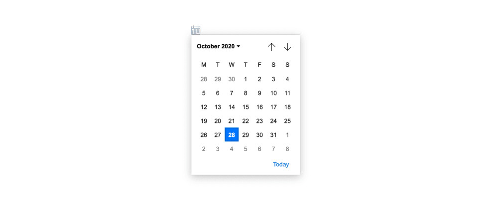 Cover image for Styling a native date input into a custom, no-library datepicker