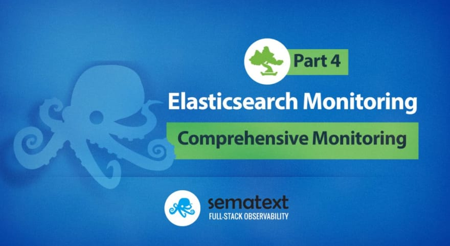 Elasticsearch monitoring with sematext