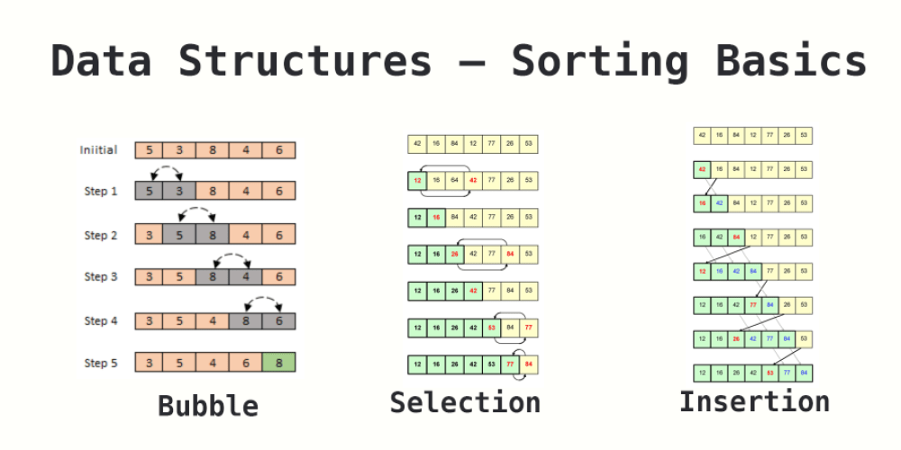 Data Structure: sorting (basic)