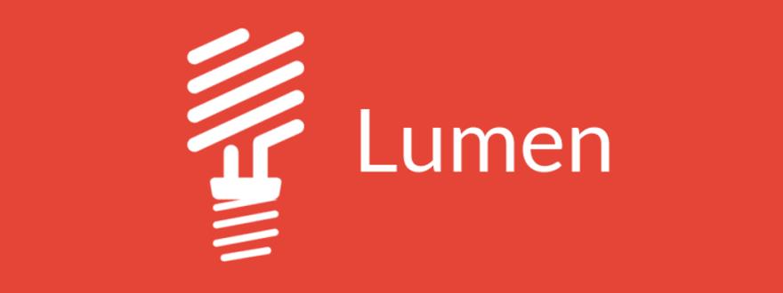 Lumen PHP framework