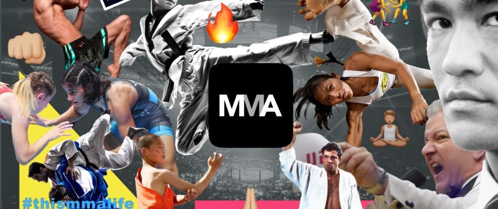 Cover image for thisMMAlife is powered by the DEV community engine 🔥🥋🤼♂️🥊🙏🏼