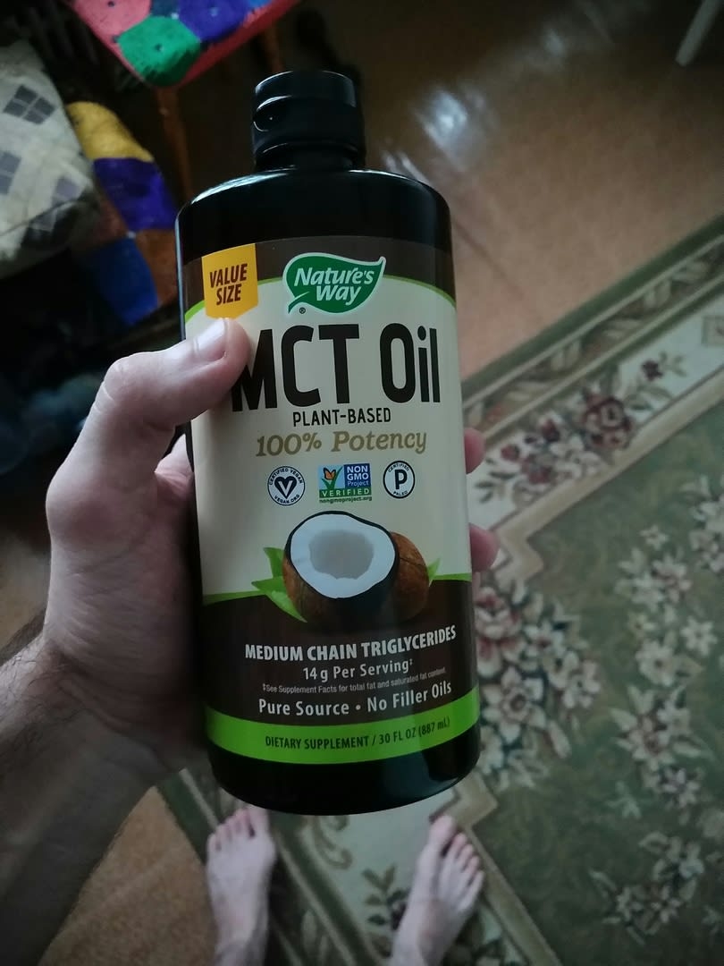 mct oil from iherb