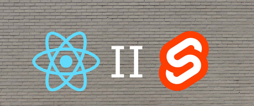 Cover image for Svelte from a React developer's perspective part 2: Reactivity & Props