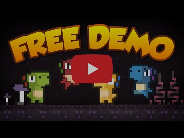 Dino Dungeon Demo