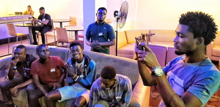 Lambda School Lagos Hangout