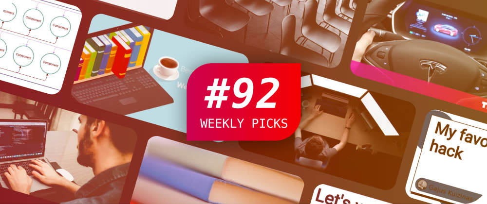Cover image for Weekly Picks #92 — Development Posts