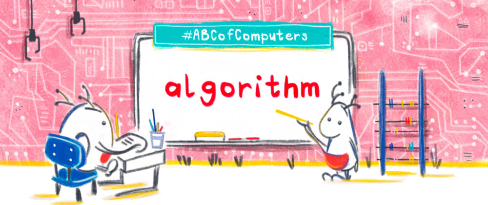 Cover image for What is an algorithm?