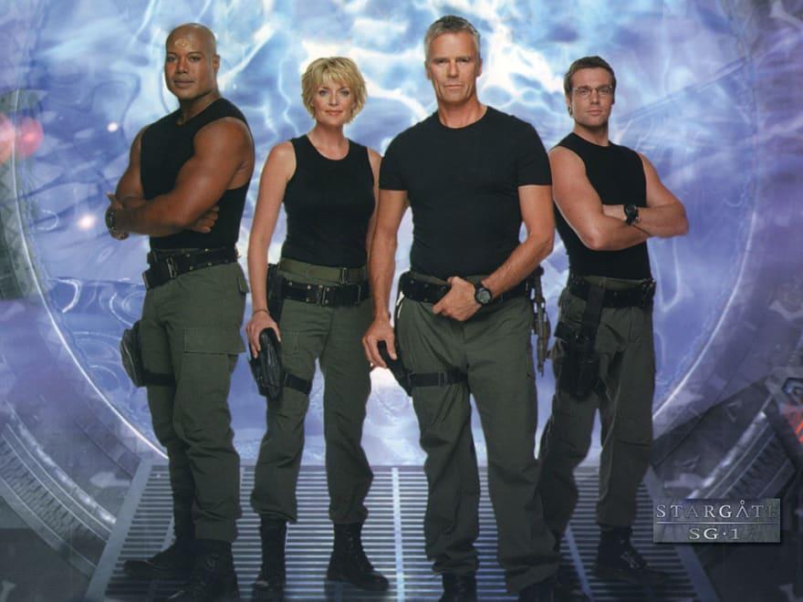 SG 1 Stargate