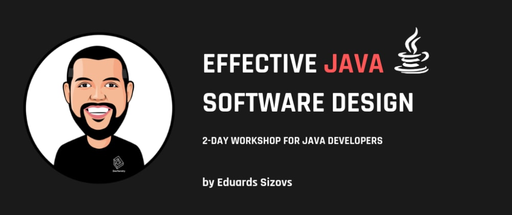 Cover image for The best Java training for developers in Europe
