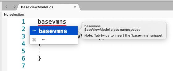 basevmns