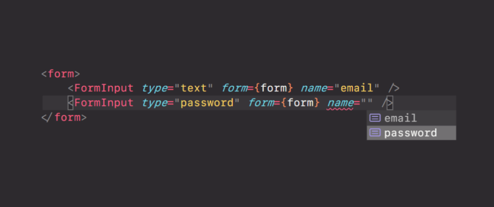 Cover image for I wrote a type-checked React form state manager.