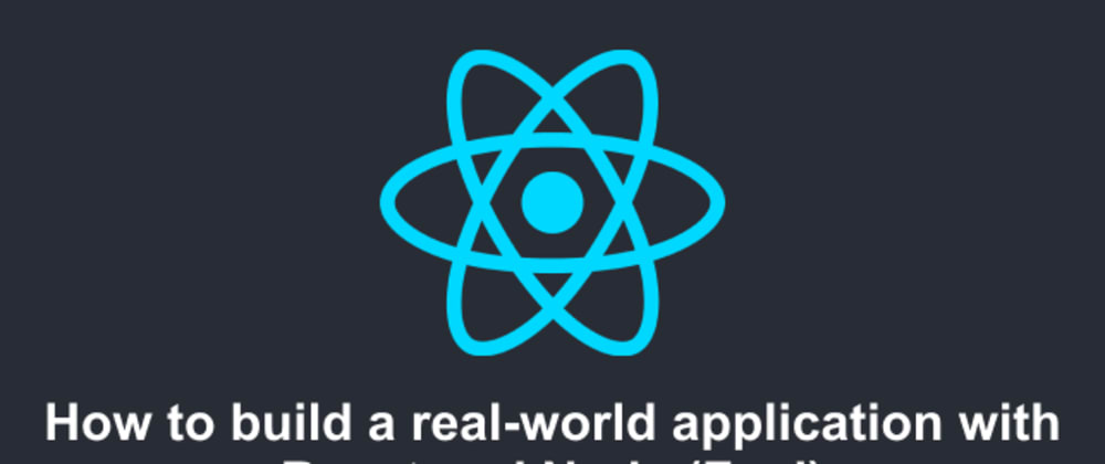 Cover image for How to build a real-world application with React and Node (Foal)