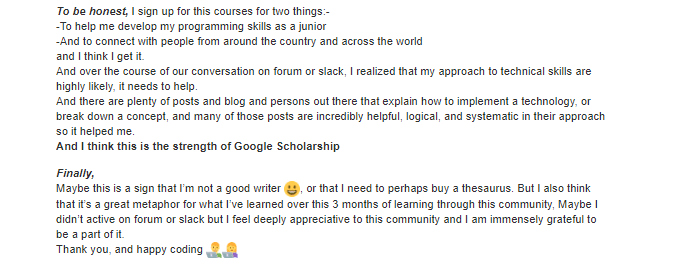 Graduated From Front End Nanodegree - DEV Community 👩 💻👨 💻