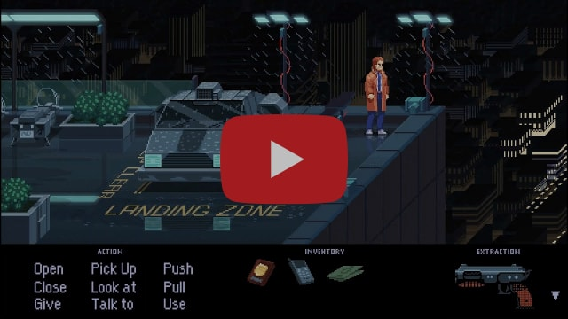 Invasive Recall: Developing a Point-n-Click Game in Unity