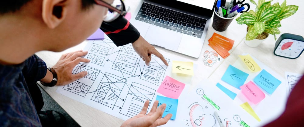 Cover image for From Web Development To UI/UX Design - The Fundamentals A Developer Should Know