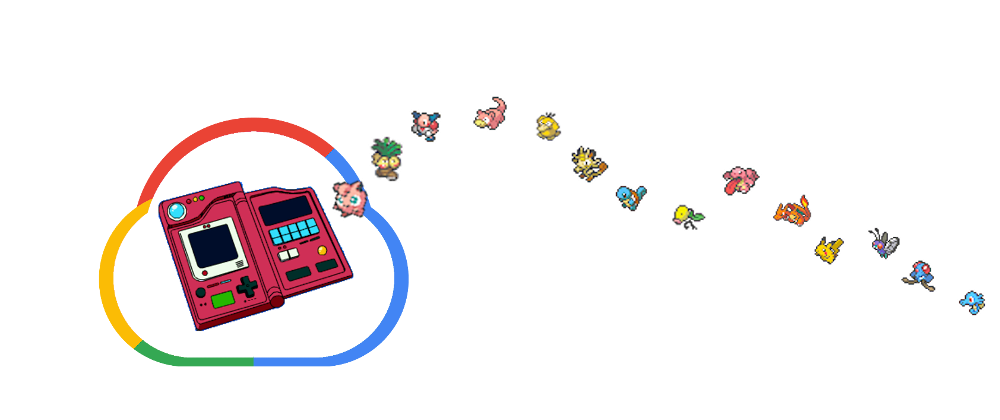 Cover image for Creating a cloud-based Pokédex: overview