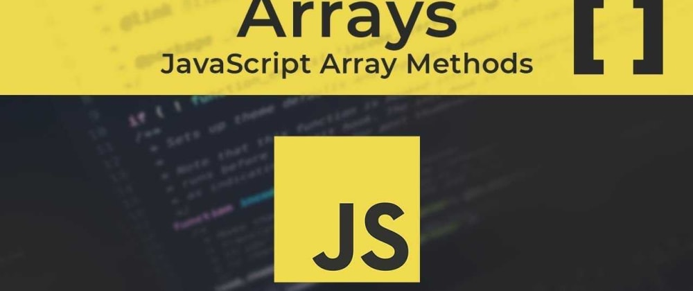 Cover image for The 8 must know JavaScript looping array function