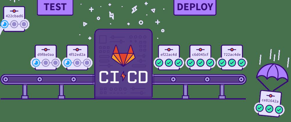 Cover image for Deploy Node.js using Gitlab CI pipeline
