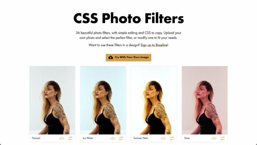 Photo Filters