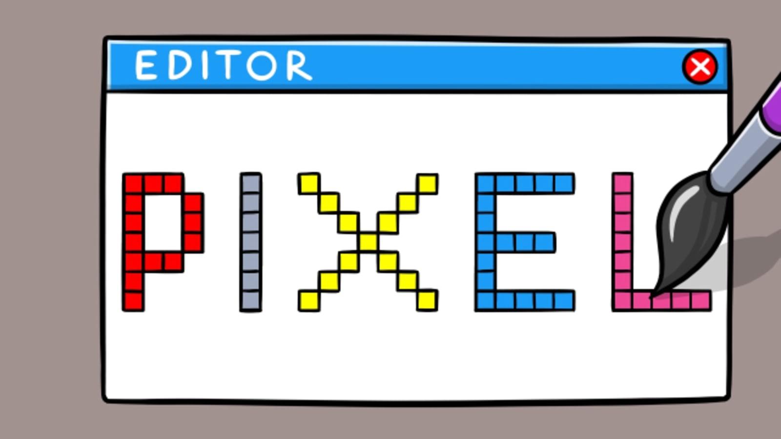 Blocky A Basic Pixel Art Editor Dev Community