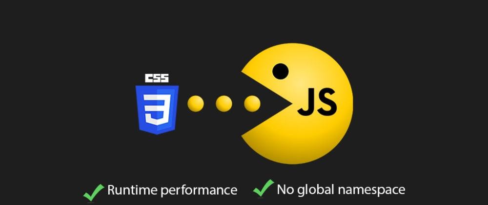 Cover image for 5 reasons to go with CSS in JS for your next application