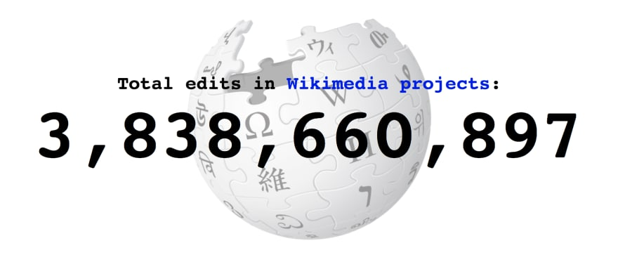 wikimedia-edits
